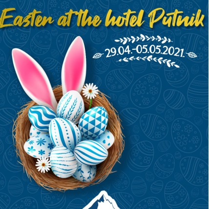 Easter package min 3 or 4 nights
